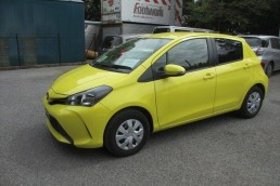 Car for sale mauritius - toyota vitz 2014