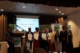 BCS Mauritius IT Award Ceremony 2017