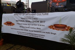 Diwali Show Programme by Ministry of Arts and Culture 2017